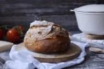 Cómo hacer pan sin amasado