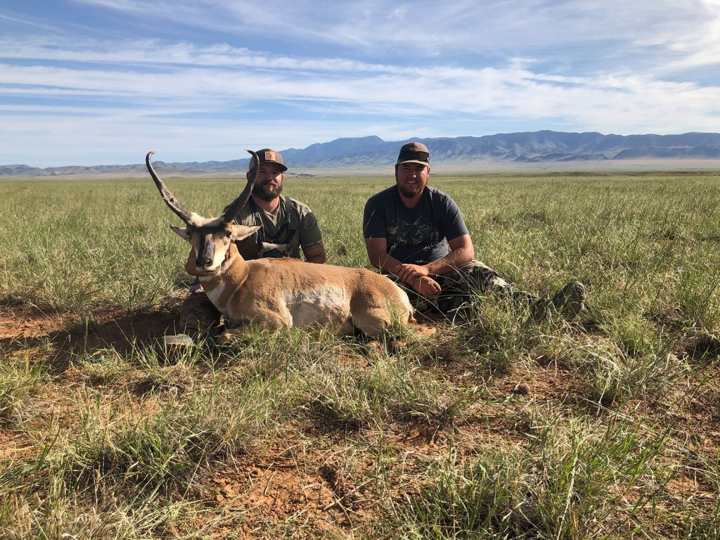 Guided Pronghorn Hunt