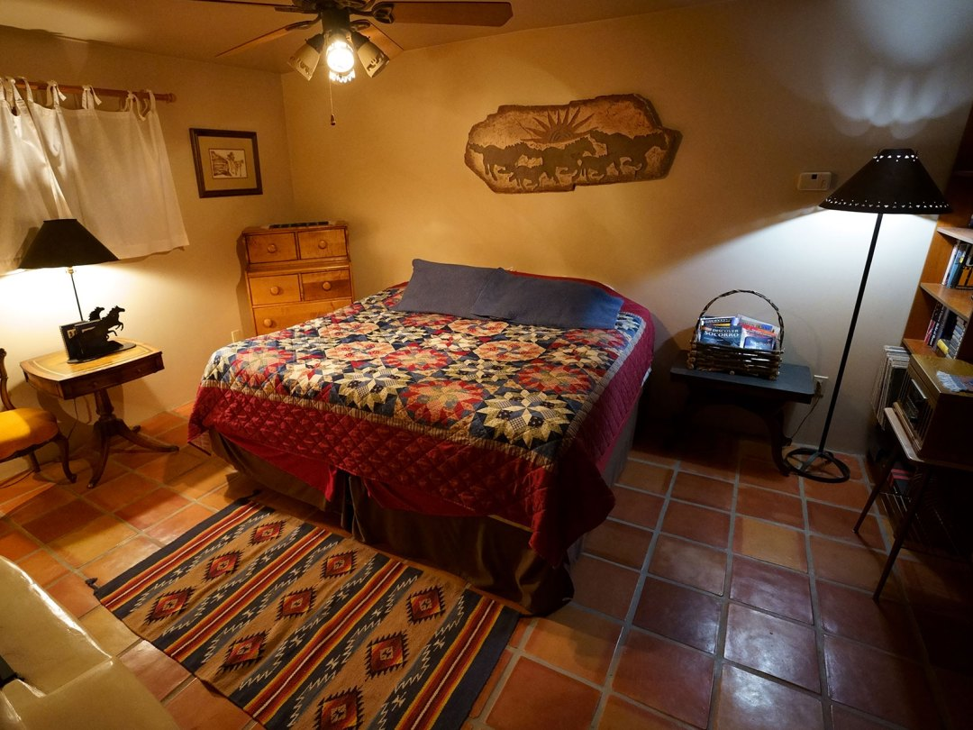 nice beds in lodging for elk hunt
