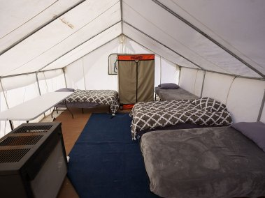 LOH Outfitters Inside Tents