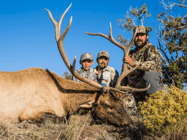 New Mexico Elk Hunting Family Adventure