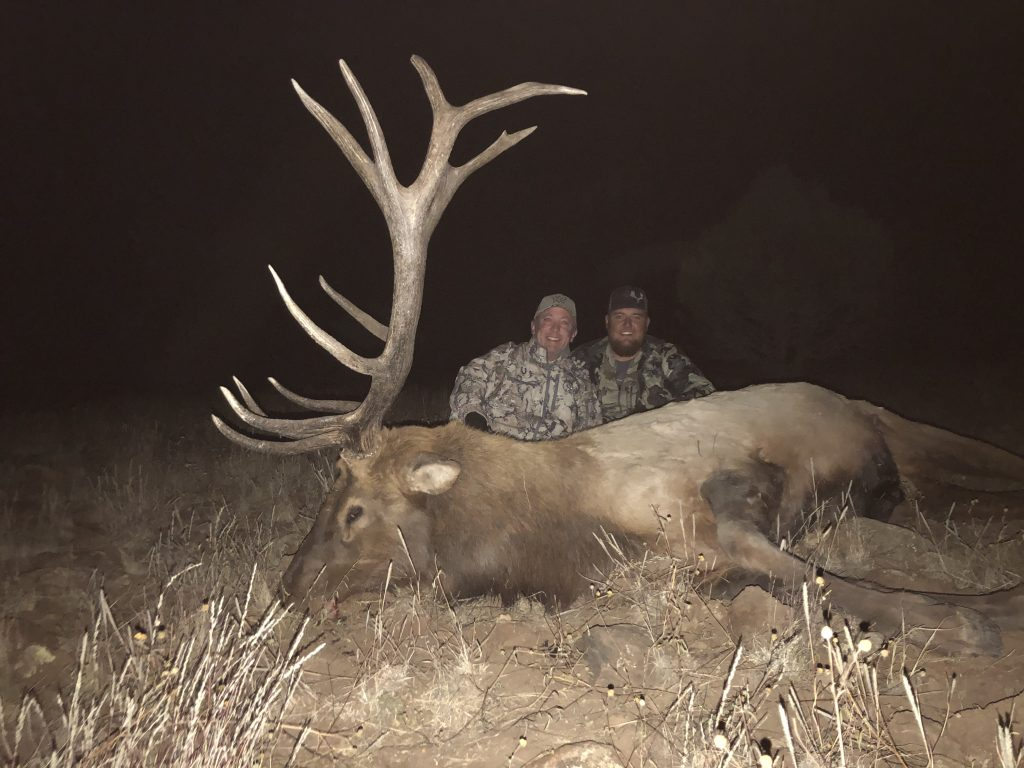 New Mexico Muzzleloader Hunt