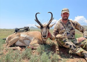 Guided Antelope Hunt in New Mexico