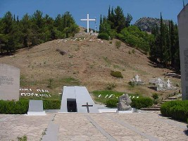 Memorial at Kalavrita