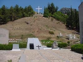 Memorial at Kalavrita