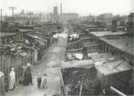 McClure Flats in Kansas City, MO 1911