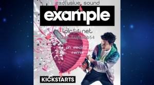 Example - Kickstarts (Ph Electro Remix) (Cut)