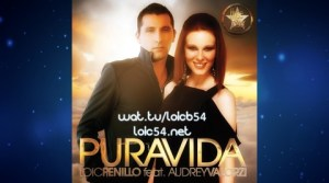Loic Penillo feat. Audrey Valorzi - Pura Vida (Club Mix)