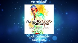Nando Fortunato Feat Alexandra - Feel The Love