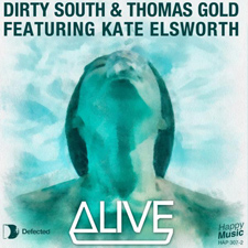 Dirty South & Thomas Gold feat Kate Elsworth - Alive