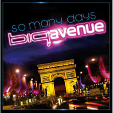 Big Avenue - So Many Days