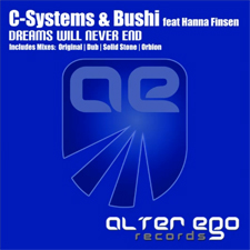 C-Systems & Bushi feat Hanna Finsen - Dreams Will Never End (Solid Stone Remix)