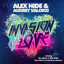 Alex Hide & Audrey Valorzi - Invasion of Love (Club Mix)