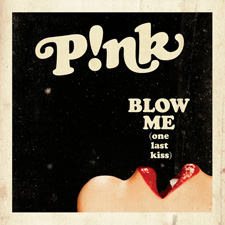 Pink - Blow Me (One Last Kiss) (Fred Falke Remix Edit)