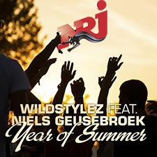 Wildstylez feat. Niels Geusebroek - Year Of Summer nrj
