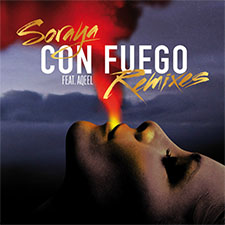 Soraya feat Antoine Clamaran - Con Fuego