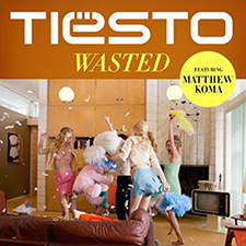 Tiësto feat Matthew Koma - Wasted