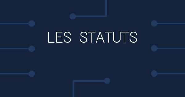 Les statuts