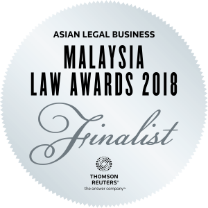 Boutique Law Firm of the Year (Puchong)