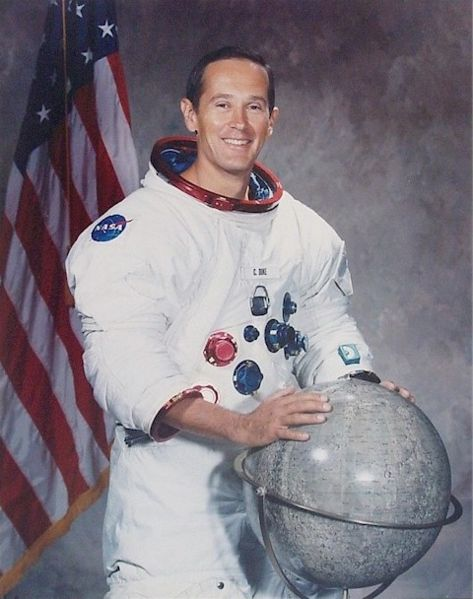 Charles Moss Duke, Jr
