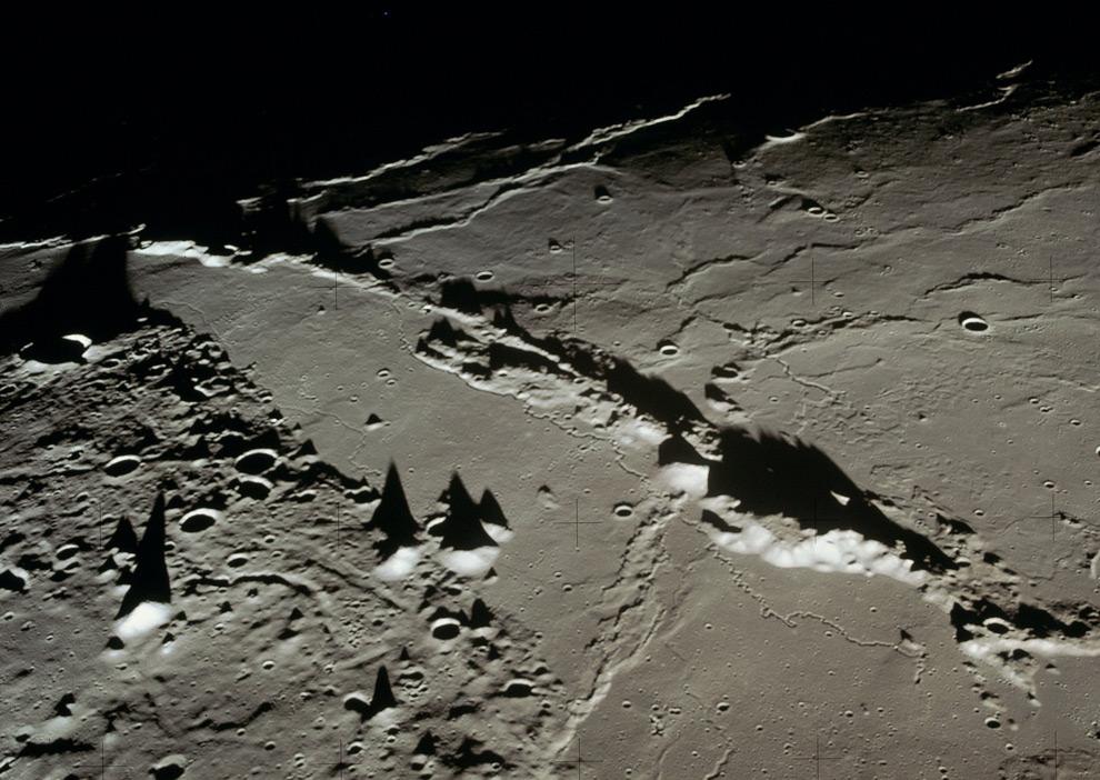 Enigmas de la Luna 0