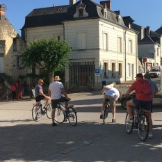 sociable cycling