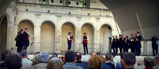 concert chateau de Chambord