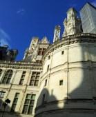 Chateau chambord architecture détail