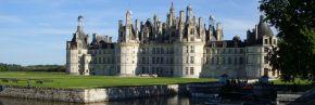 château de Chambord guide - vacances de Pâques en Val de Loire