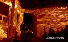nuit insolite de Chambord spectacle au château Fabien Maheu