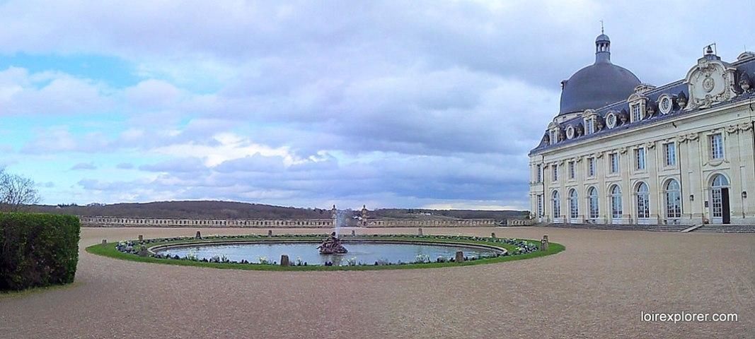 La visite du château de Valençay en photo