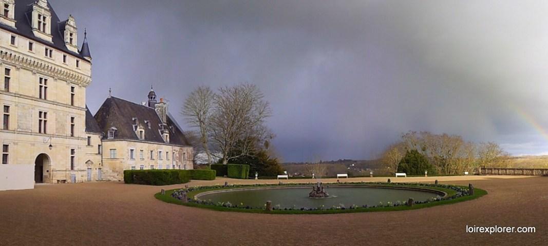 Château de Valençay : Visite insolite en avant première