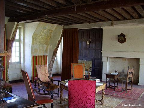 Château de Selles sur Cher histoire du Pavillon Doré avec LoireXplorer