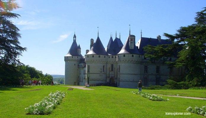monuments et châteaux de la Loire ouverts toute l'année Château de Chaumont sur Loire