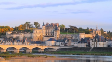monuments et châteaux de la Loire ouverts toute l'année château d'Amboise