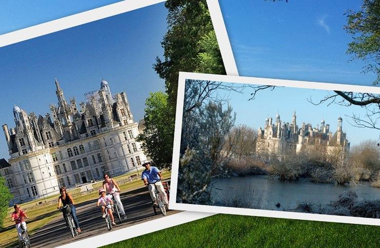 monuments et châteaux de la Loire ouverts toute l'année