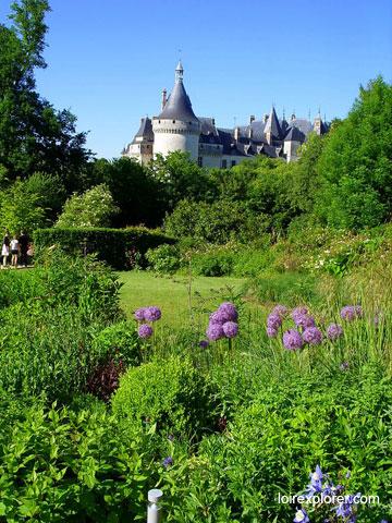 monuments et châteaux de la Loire ouverts toute l'année Festival des Jardins au Château de Chaumont sur Loire