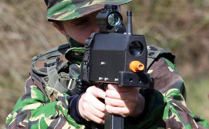 zombie laser game en région Centre Val de Loire