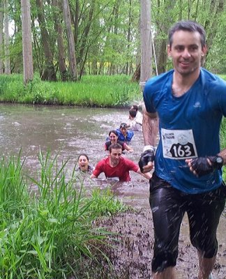 course à obstacles Sologne Xtreme mud run
