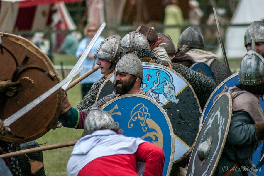 Revivez les invasions vikings sur la Loire et découvrez autrement les châteaux de la Loire