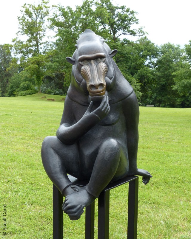 animal exposition de sculpture animali re monumentale contemporaine. Black Bedroom Furniture Sets. Home Design Ideas