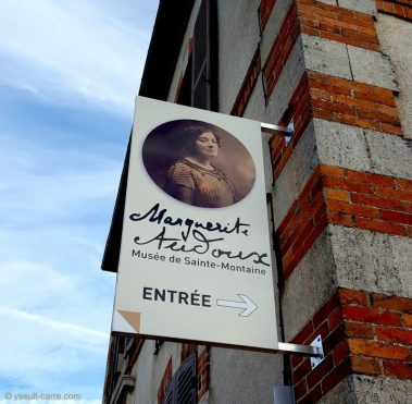Musée Marguerite Audoux à Sainte-Montaine en Solognecopyright Yseult Carré