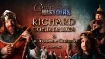 Le vrai roi Richard Cœur de Lion est-il à l'Abbaye de Fontevraud en Val de Loire ?