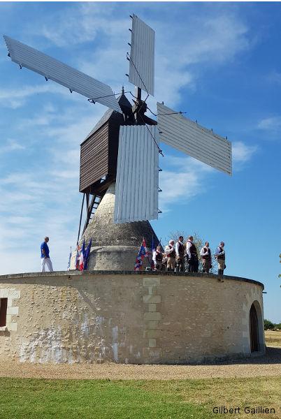 Moulin des Aigremonts à Bléré en Indre et Loire