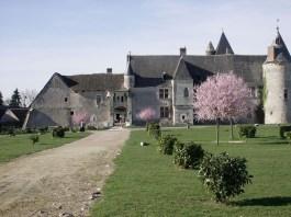 château de Chemery en Val de Loire