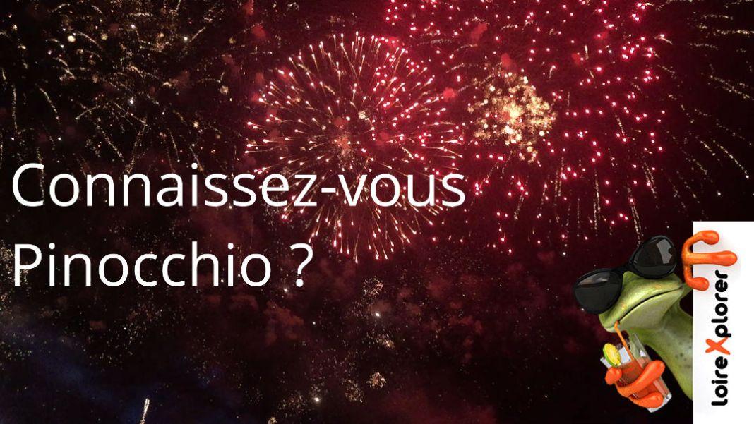 Pourquoi ne pas manquer le spectacle pyrotechnique les Nuits de Sologne