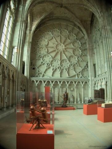 Musée d'Archéologie national dans le château de Saint Germain en Laye