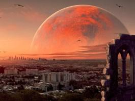 ville martienne