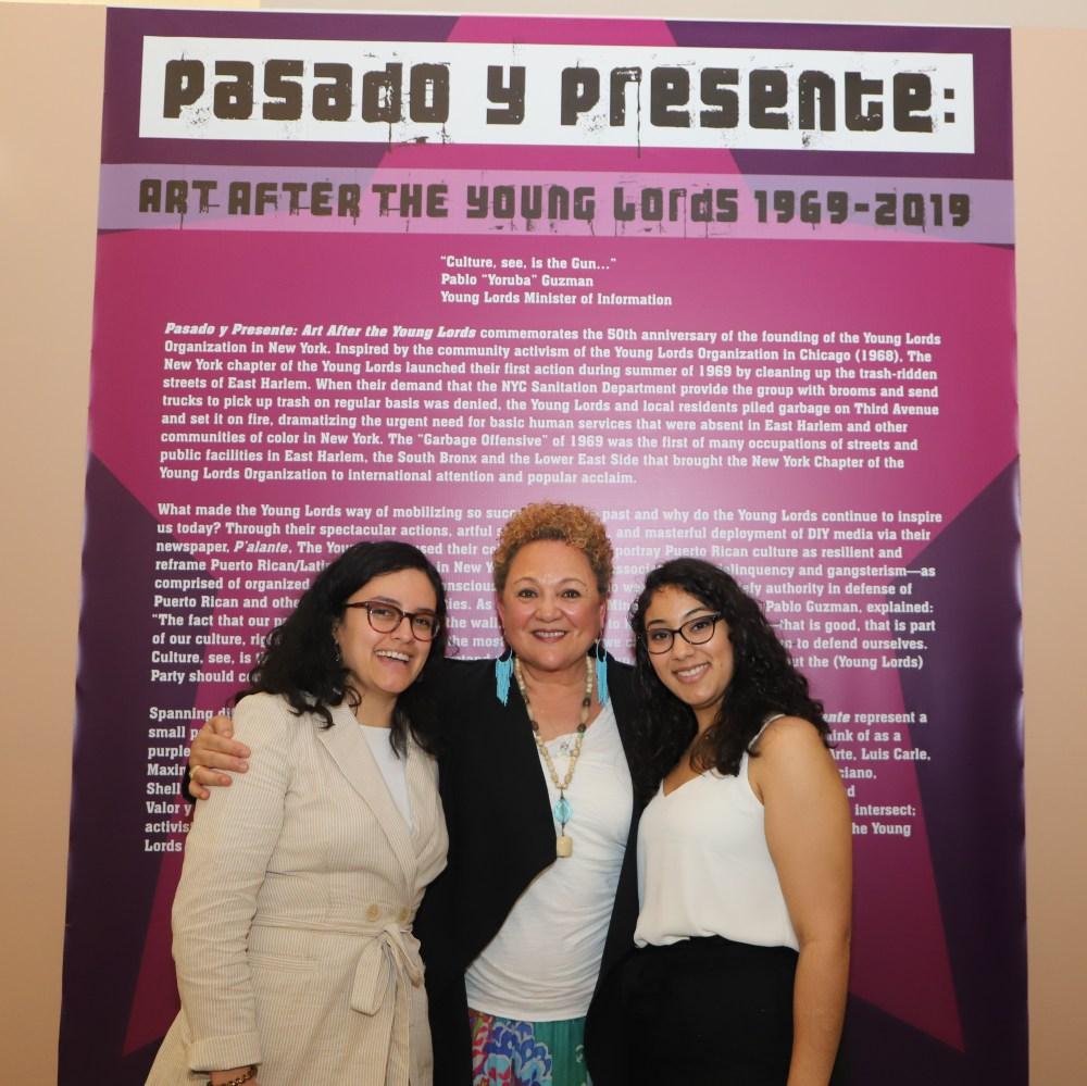 Pasado y Presente: Art After the Young Lords | Loisaida Inc