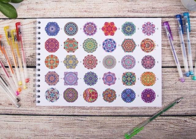 ▷ Les Meilleurs Coloriages Pour Adulte. Comparatif & Guide D